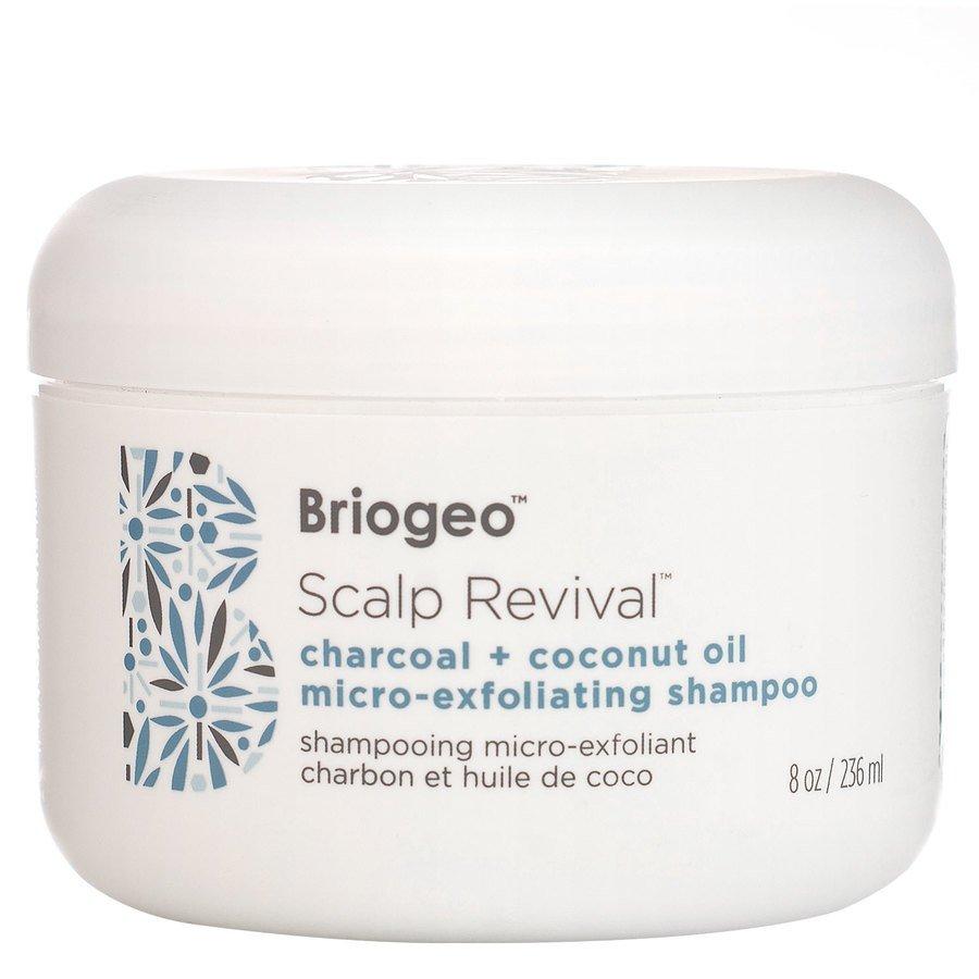 Briogeo Scalp Revival Charcoal + Coconut Oil Micro-Exfoliating Shampoo 236 ml