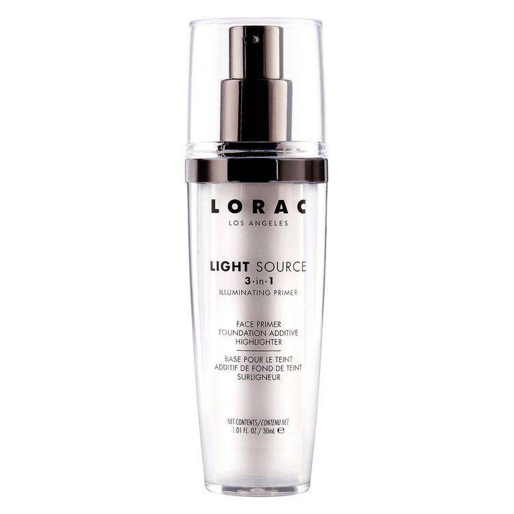 Lorac Light Source 3-in-1 Illuminating Primer Dawn 30 ml