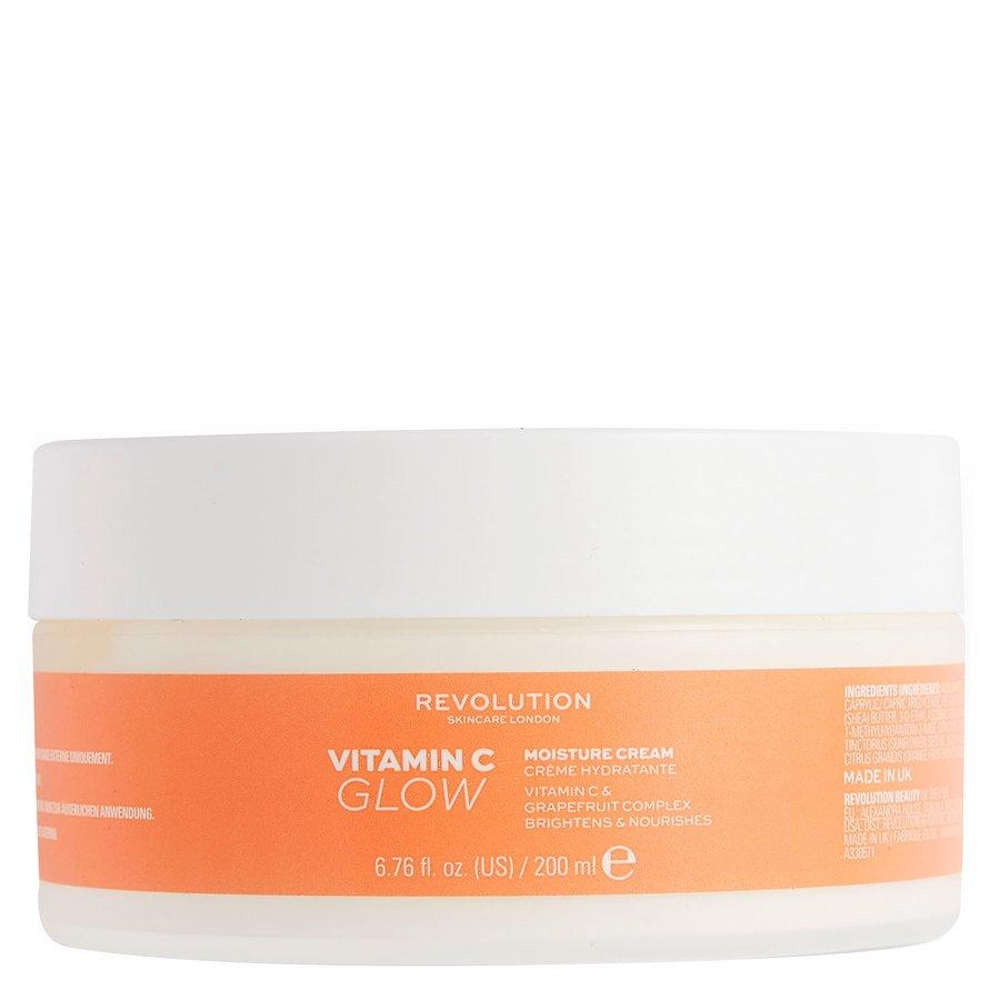 Revolution Body Skincare Vitamin C Moisture Cream 200 ml