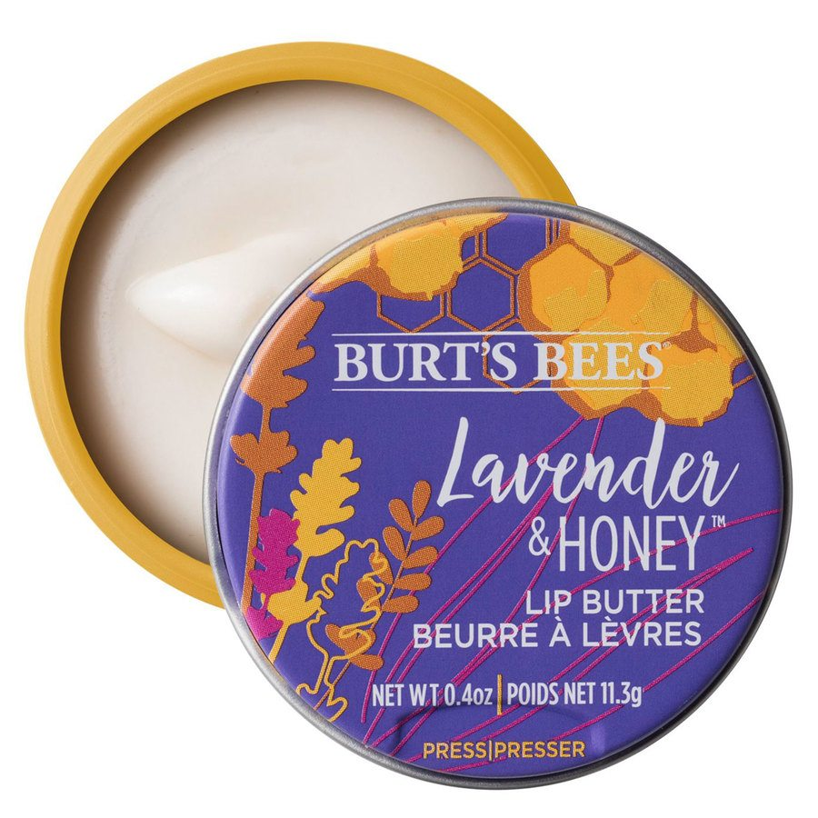 Burt's Bees® 100% Natural Origin Moisturising Lip Butter Lavender & Honey 11,3g