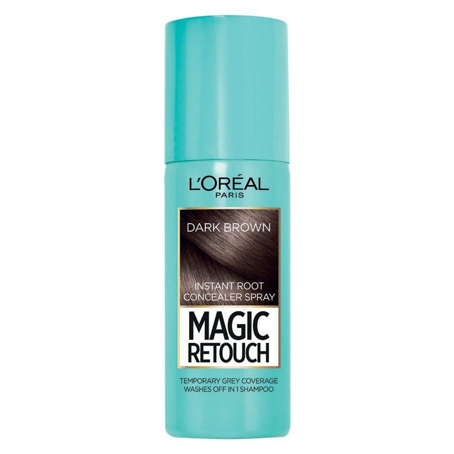 L'Oréal Paris Magic Retouch Dark Brown Spray 75 ml