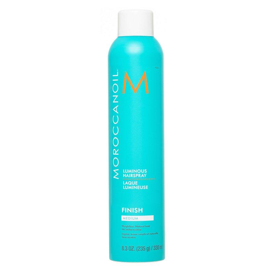 Moroccanoil Luminous Hairspray Medium Hold 330 ml