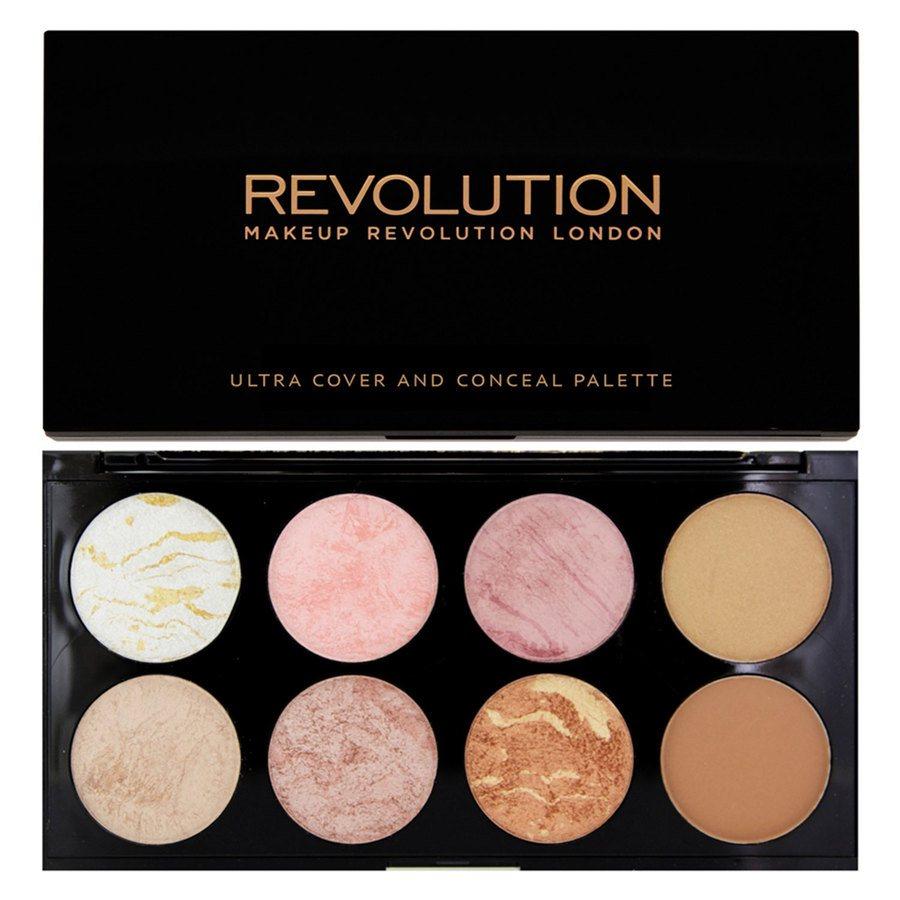 Makeup Revolution Blush Palette Golden Sugar 13 g
