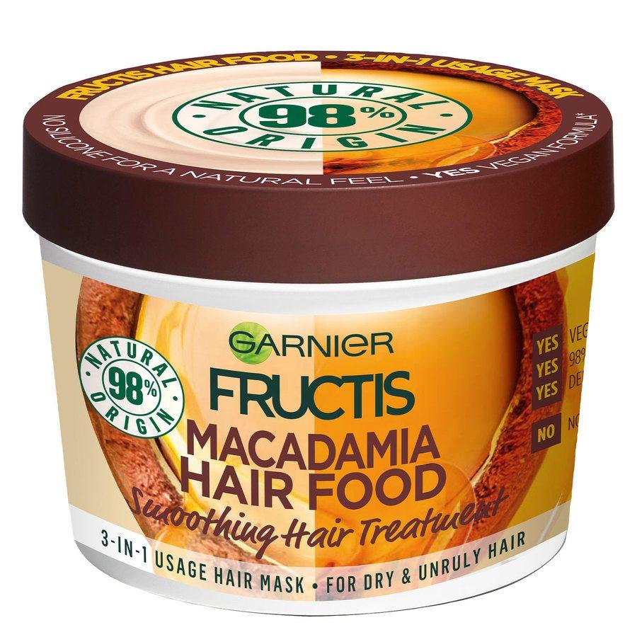 Garnier Fructis Hair Food Mask Macadamia 390 ml