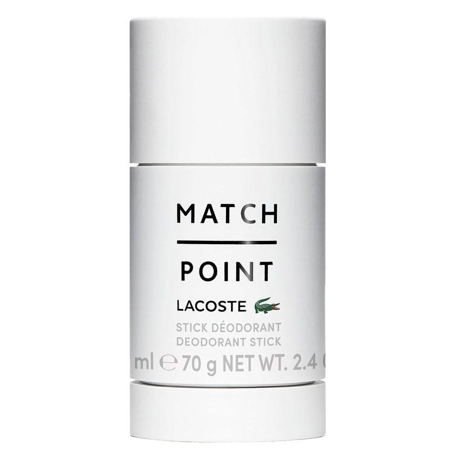 Lacoste Match Point Deodorant Stick 75 ml