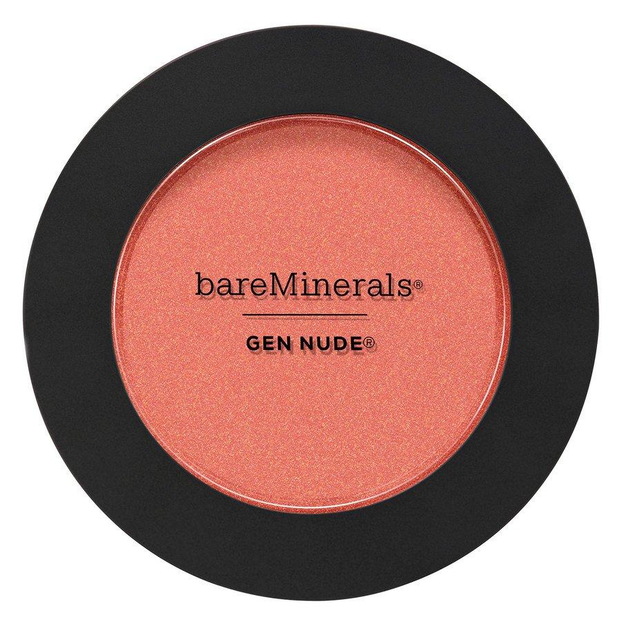 Bare Minerals Gen Nude Powder Blush Peachy Keen 6 g