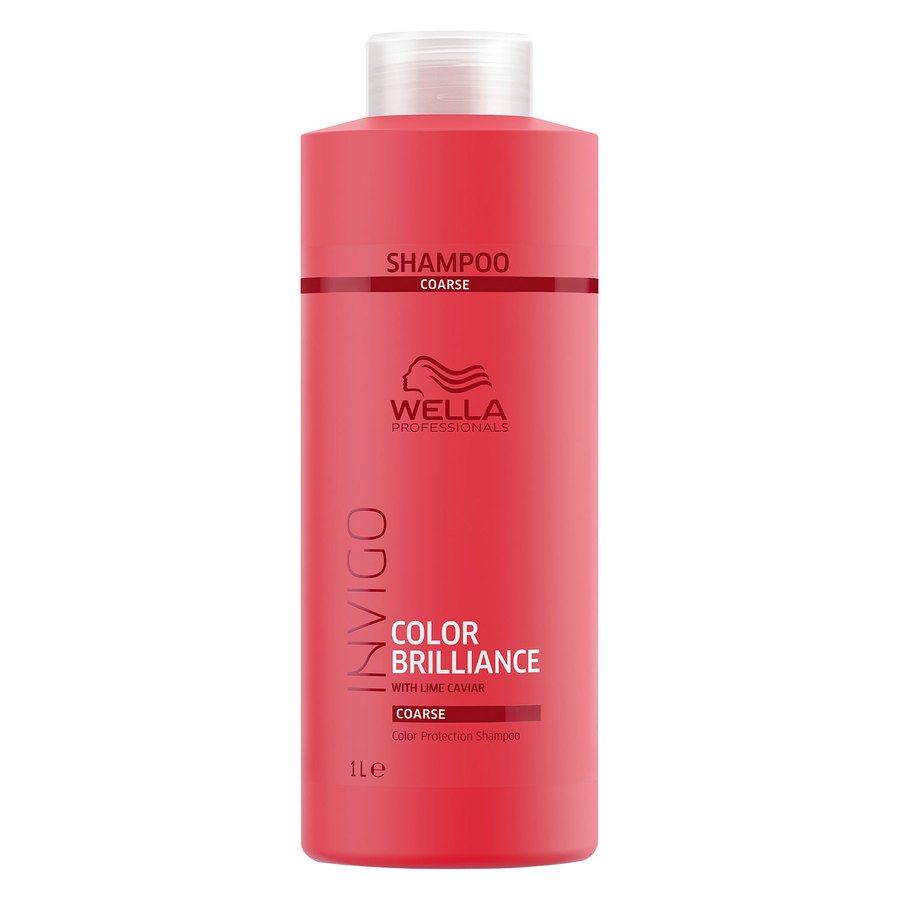 Wella Professionals Invigo Color Brilliance Shampoo Coarse 1000 ml