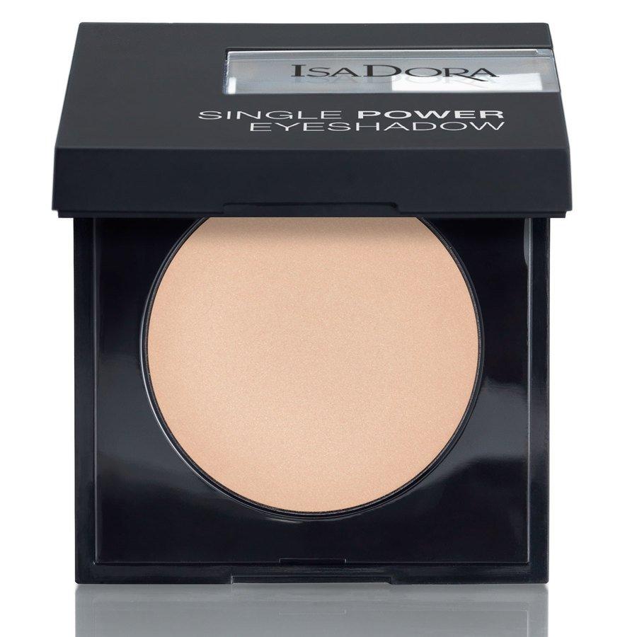 IsaDora Single Power Eyeshadow 01 Bare Beige 2,2 g
