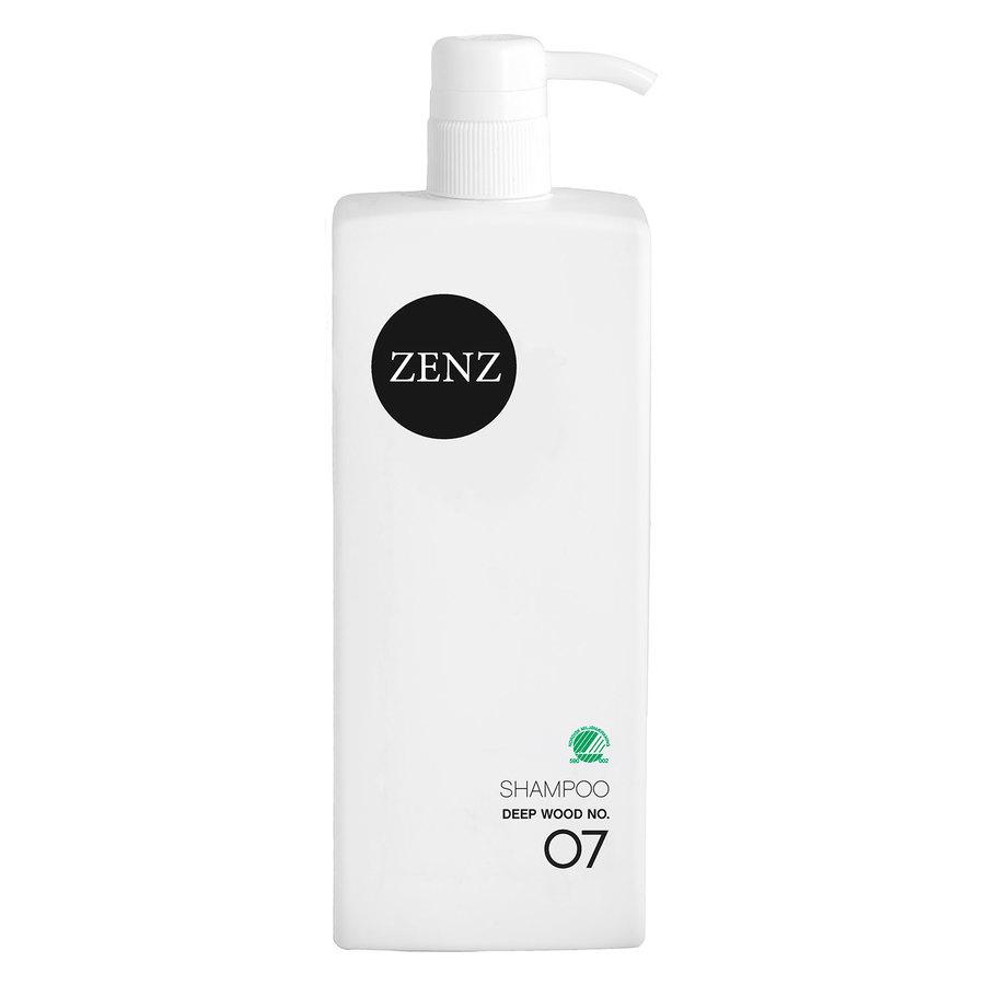 Zenz Organic No. 07 Deep Wood Shampoo 785 ml