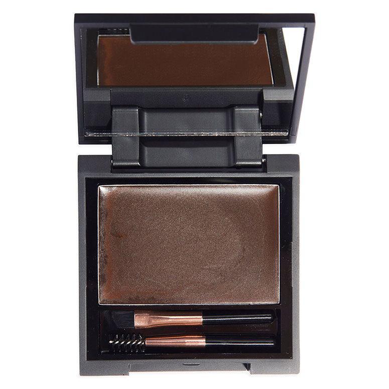 Revolution Beauty Makeup Revolution Glossy Brow Kit Dark 1pcs