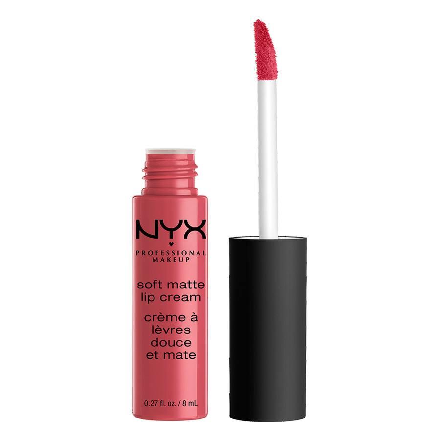 NYX Professional Makeup Soft Matte Lip Cream San Paulo SMLC08