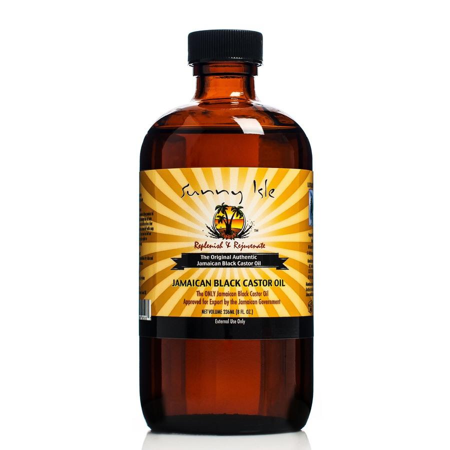 Sunny Isle  Castor Oil Regular Jamaican Black 236ml