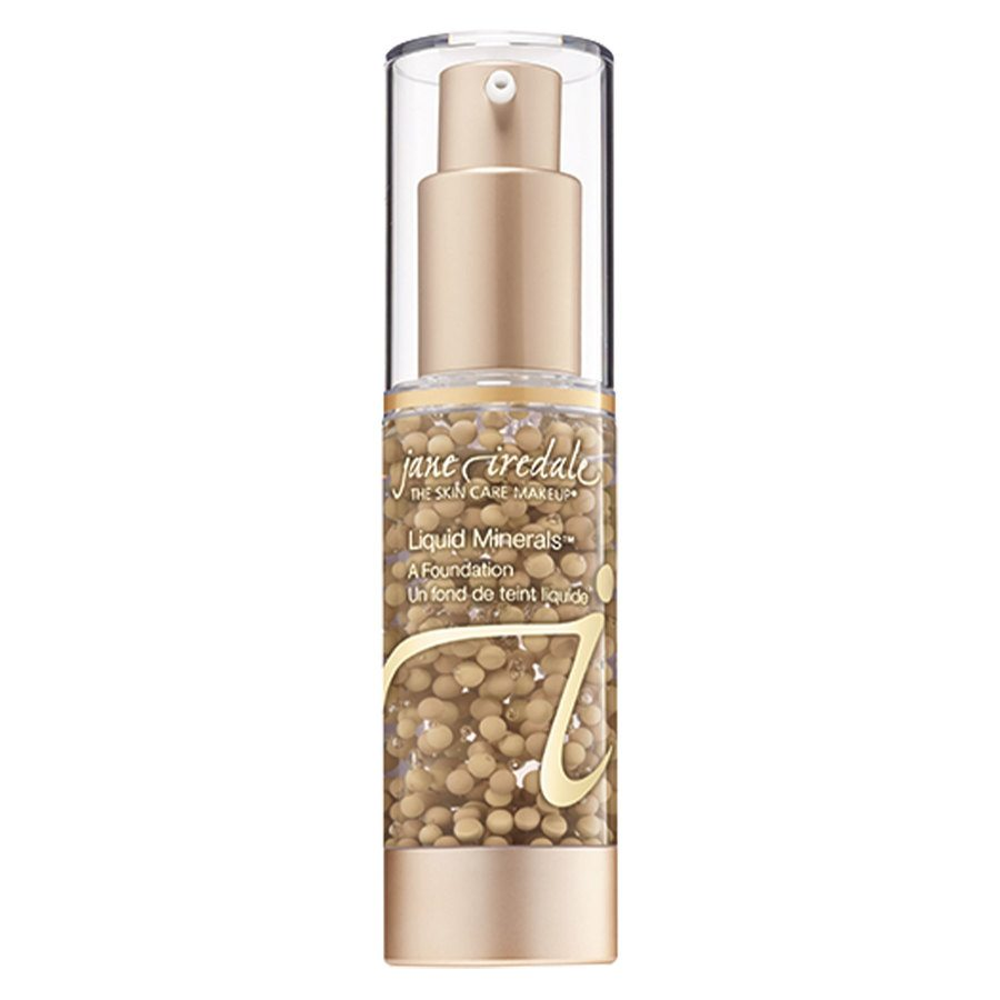Jane Iredale Liquid Minerals Foundation Caramel 30 ml