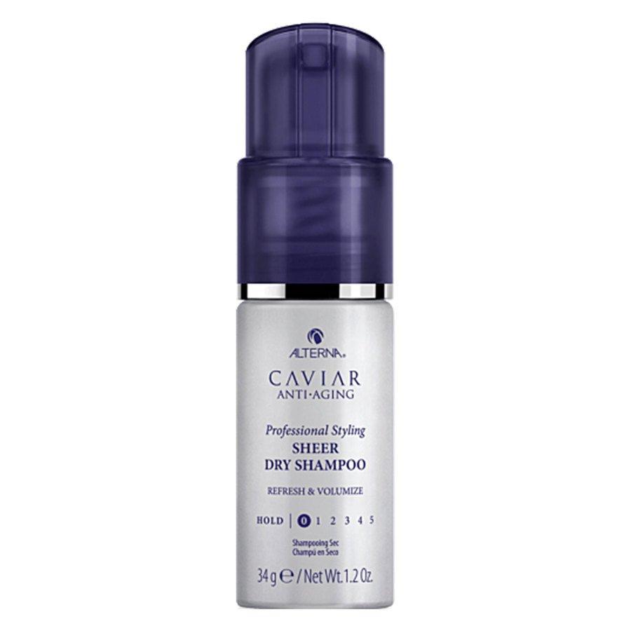 Caviar Sheer Dry Shampoo 35ml