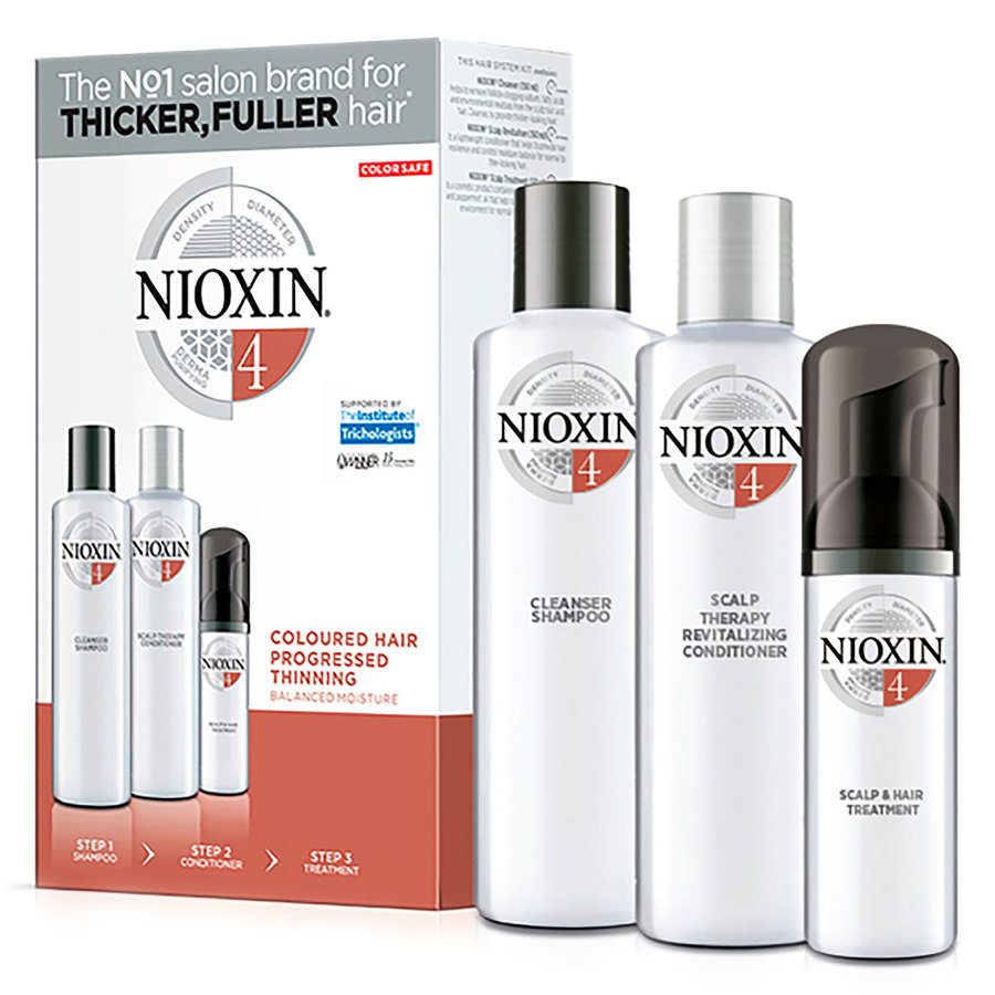 Nioxin System 4 Loyalty Kit