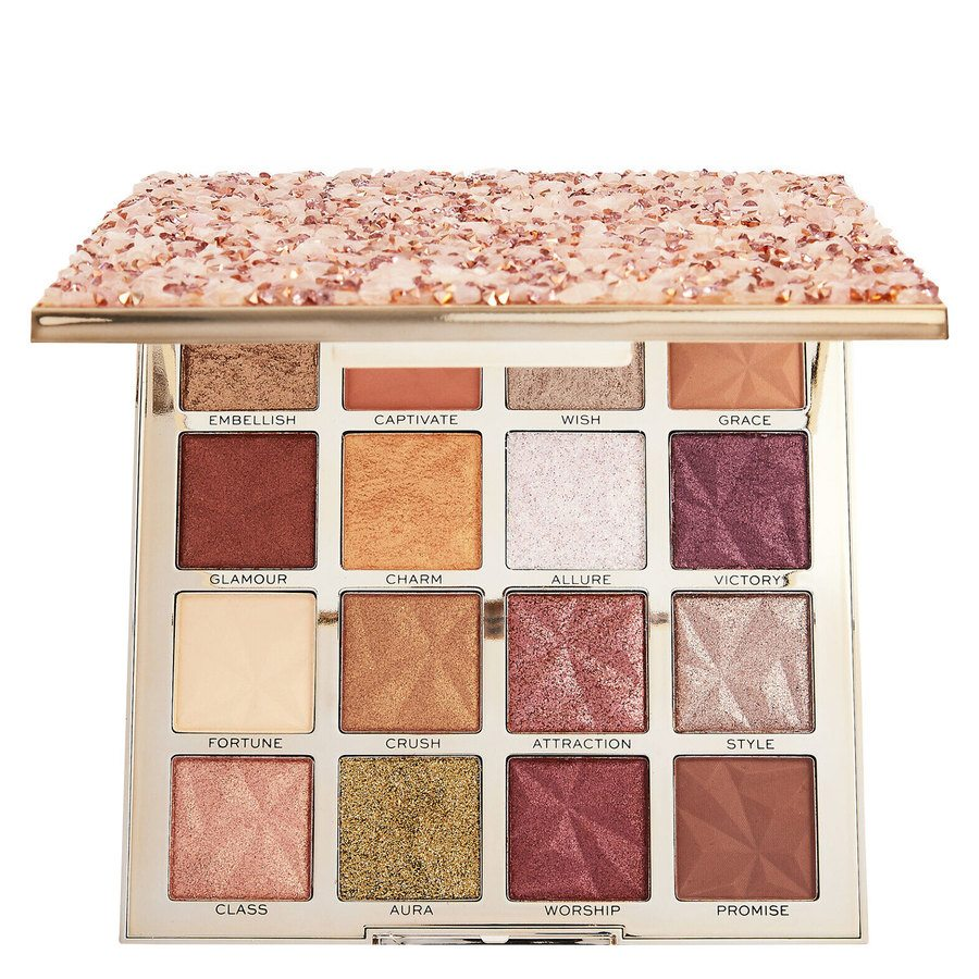 Revolution Pro Ultimate Crystal Shadow Palette Adorned 16 x 1,5 g
