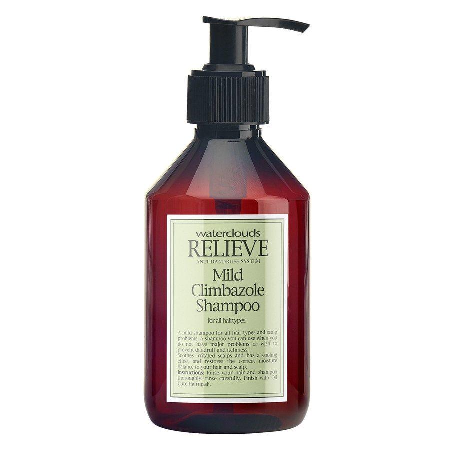 Waterclouds Relief Mild Climbazole Shampoo 250 ml