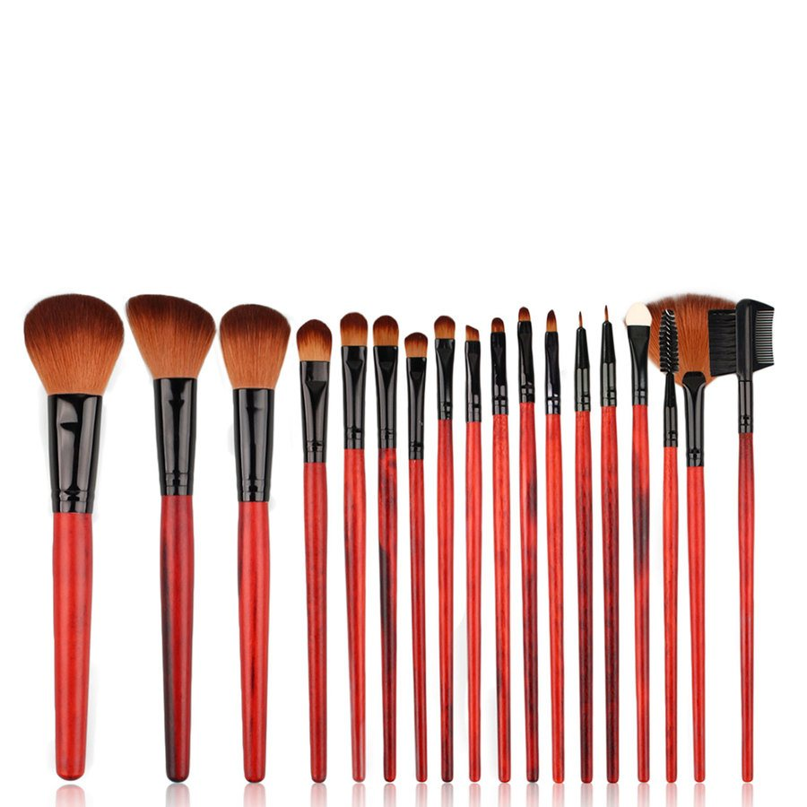 Smashit Cosmetic Brush Set 18 Deler