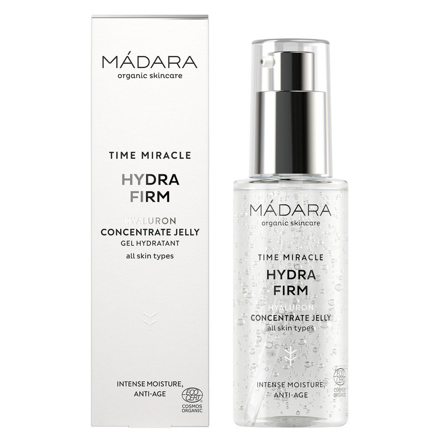 Mádara Time Miracle Hydra Firm Hyaluron Concentrate Jelly 75ml