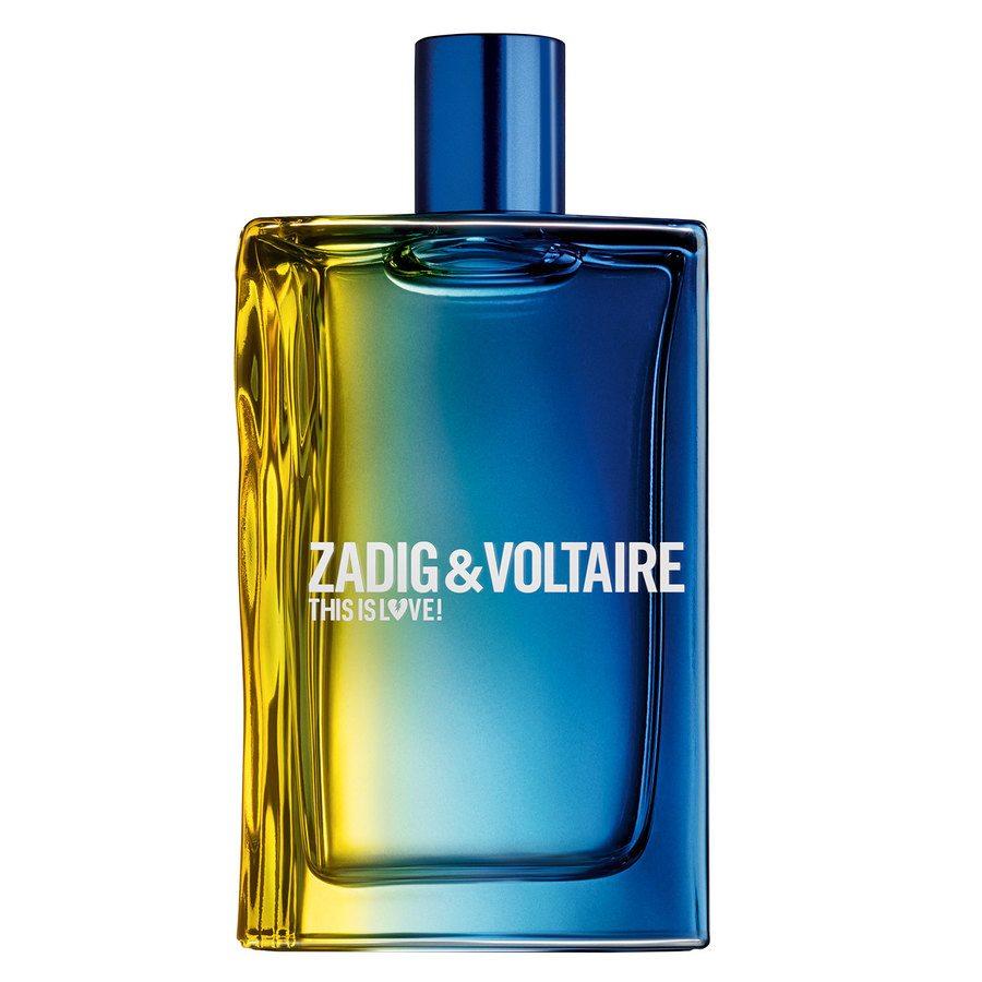 Zadig & Voltaire This Is Love Pour Lui Eau de Toilette 100ml