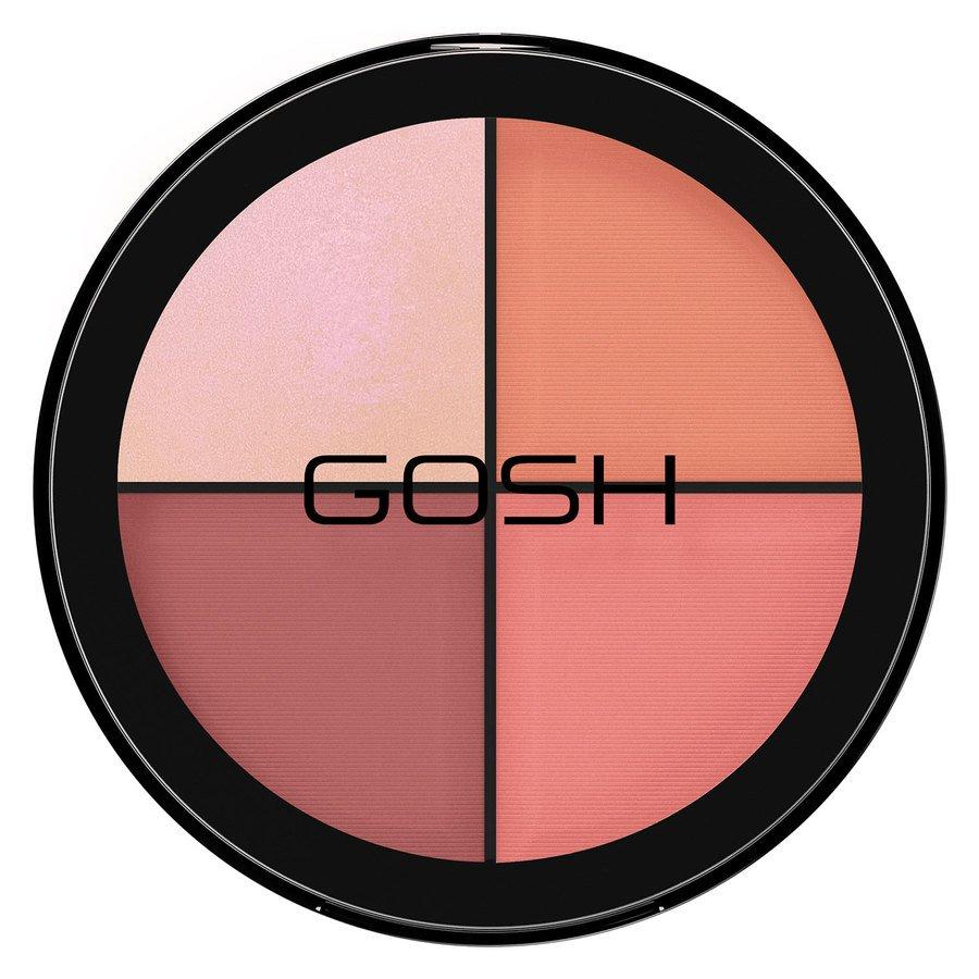 GOSH Strobe'n Glow Kit #002 Blush 20 g