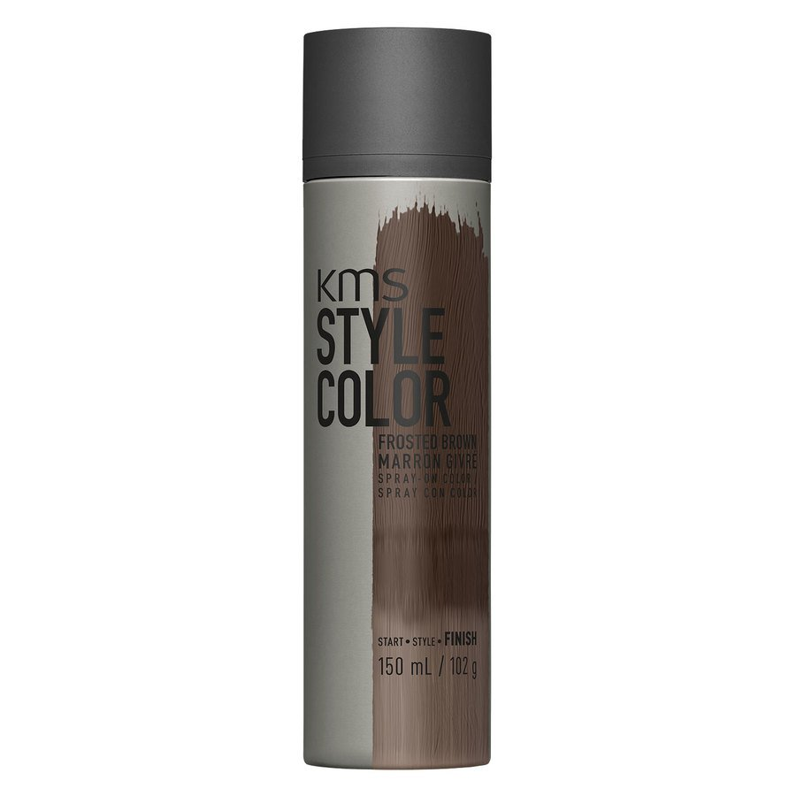 KMS StyleColor Frosted Brown 150 ml