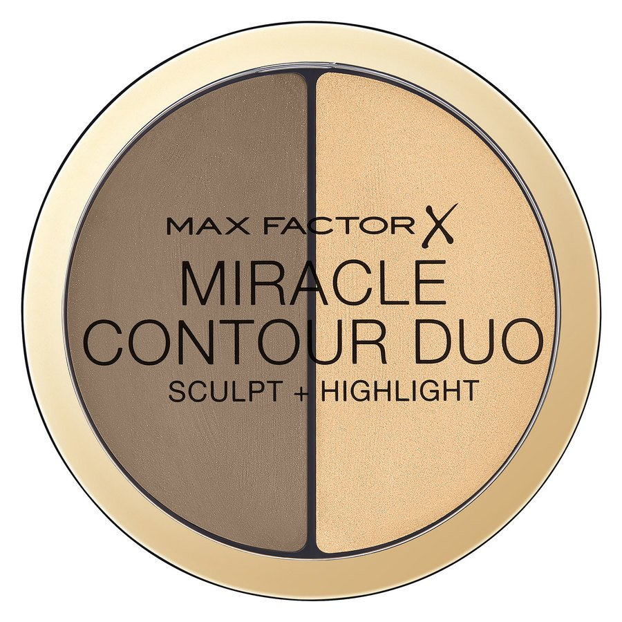 Max Factor Miracle Contour Duo Light/Medium 8g