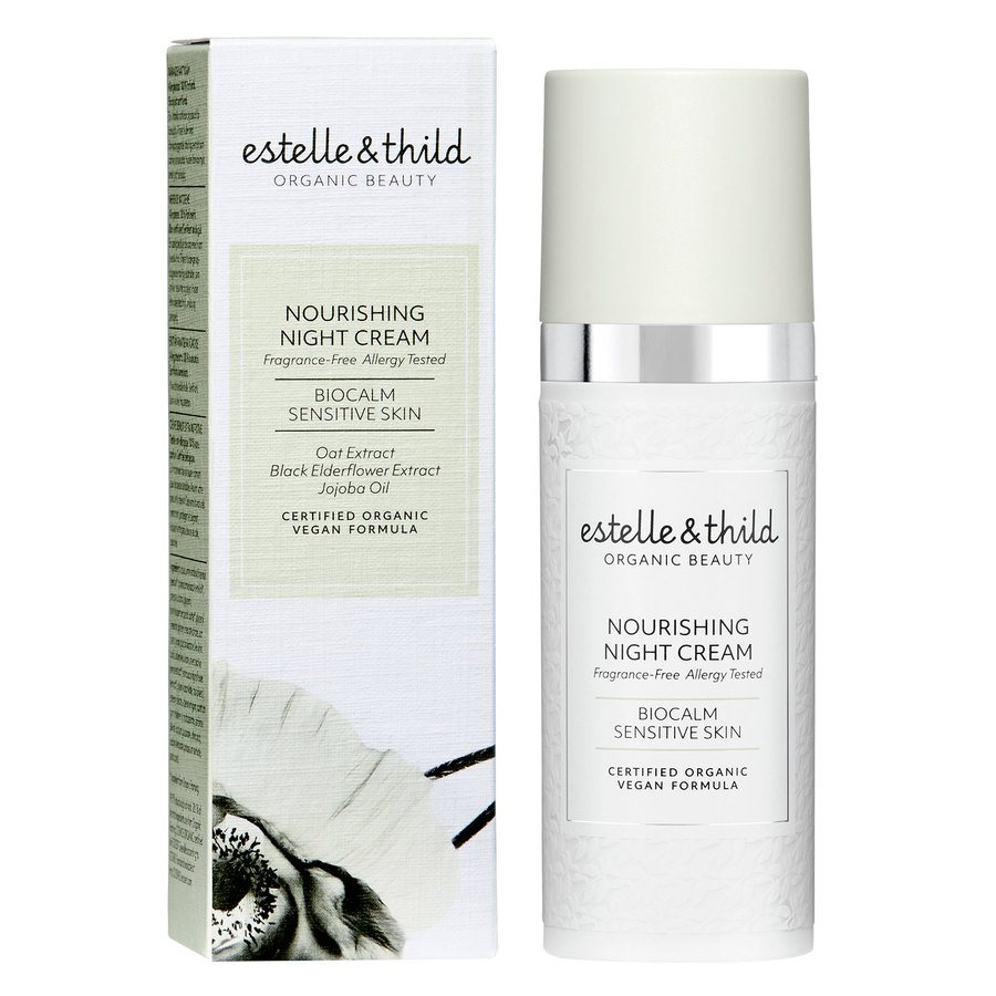 Estelle & Thild BioCalm Nourishing Night Cream 50ml