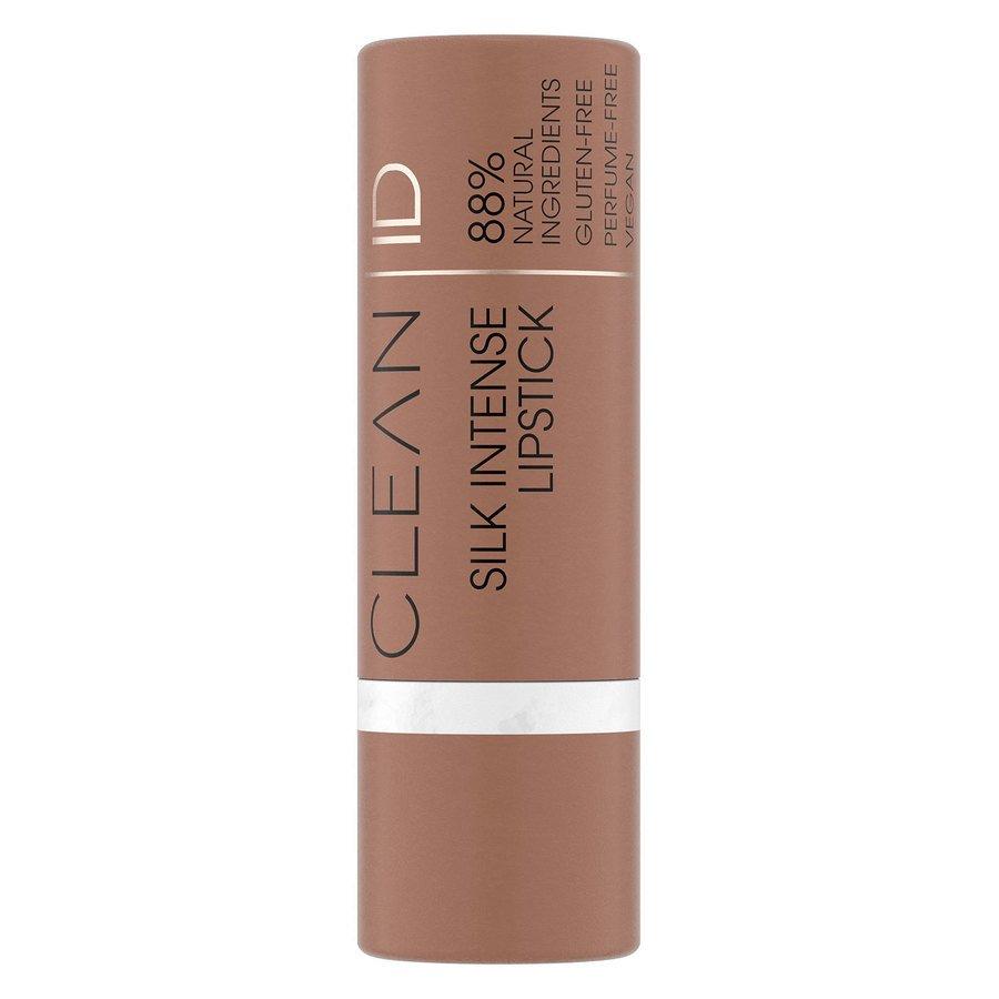 Catrice Clean ID Silk Intense Lipstick 010 Mocha Delight 3,3 g
