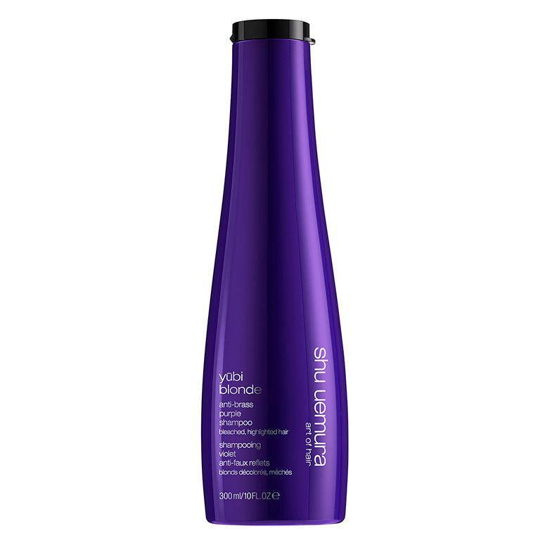Shu Uemura Art of Hair Yubi Blond Anti-Brass Purple Shampoo 300 ml