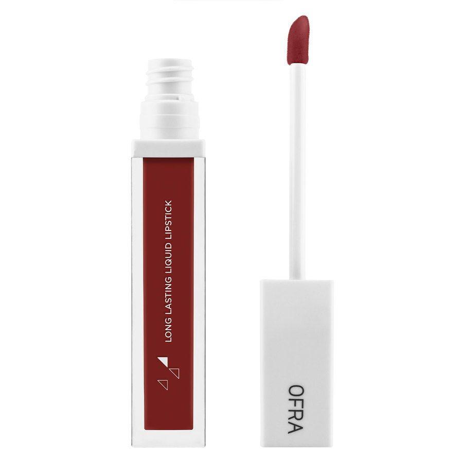 Ofra Long Lasting Liquid Lipstick Brickell 8 g