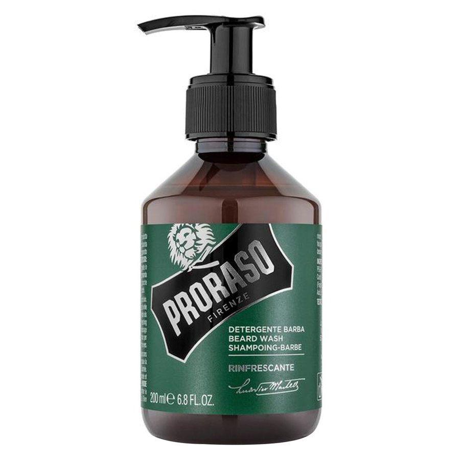 Proraso Beard Wash Refreshing 200 ml