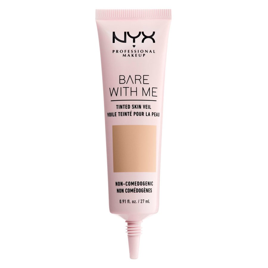 NYX Professional Makeup Bare With Me Tinted Skin Veil Natural Soft Beige 27 ml