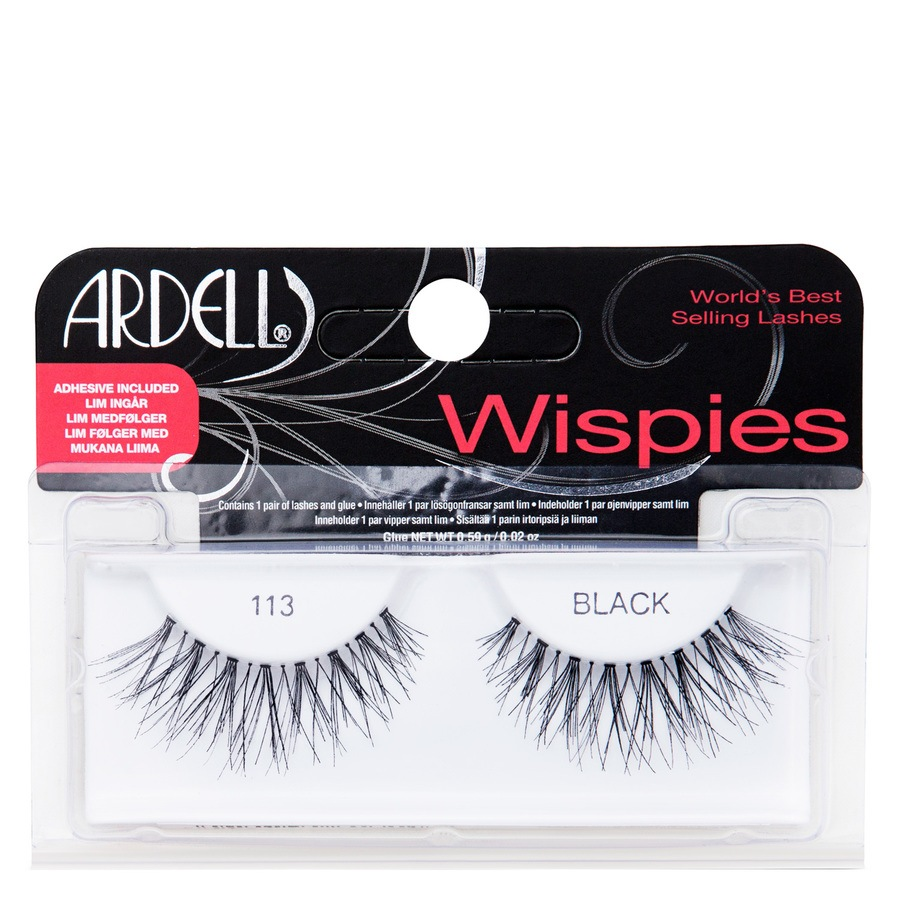 Ardell Wispies Fashion Lashes 113 Black