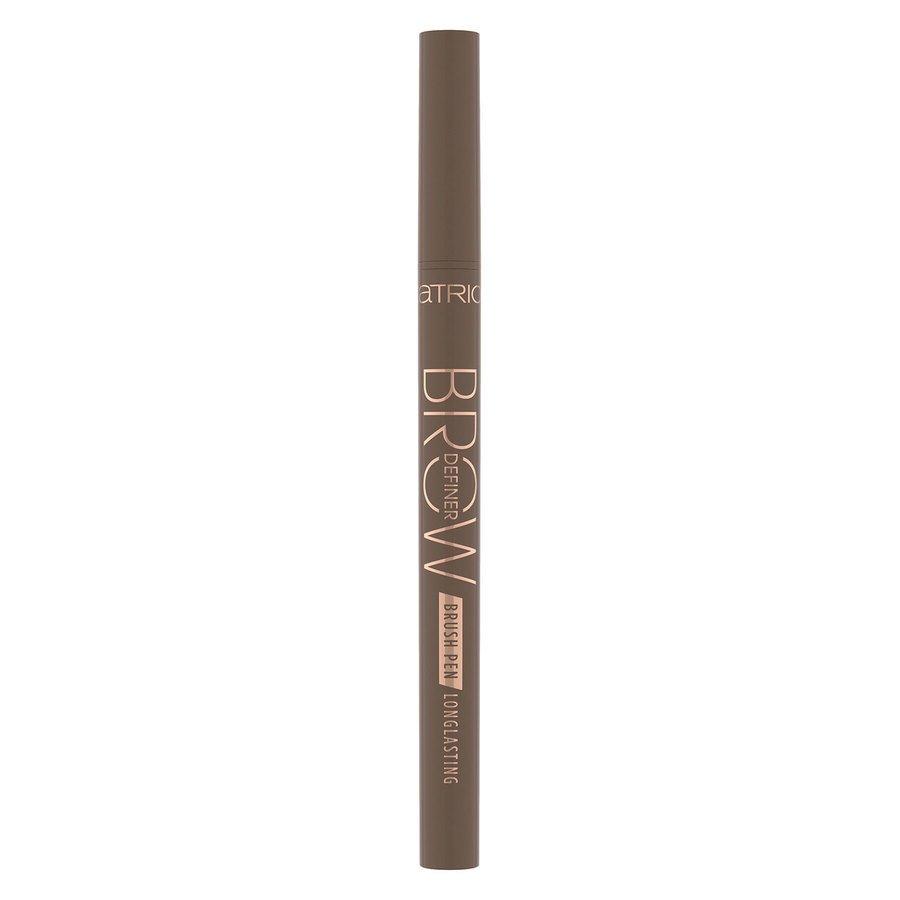 Catrice Brow Definer Brush Pen Longlasting 040 Ash Brown 0,7 ml