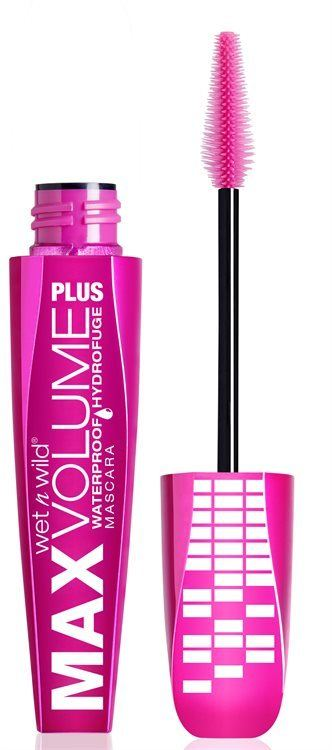 Wet`n Wild Max Volume Plus Waterproof Mascara E1411