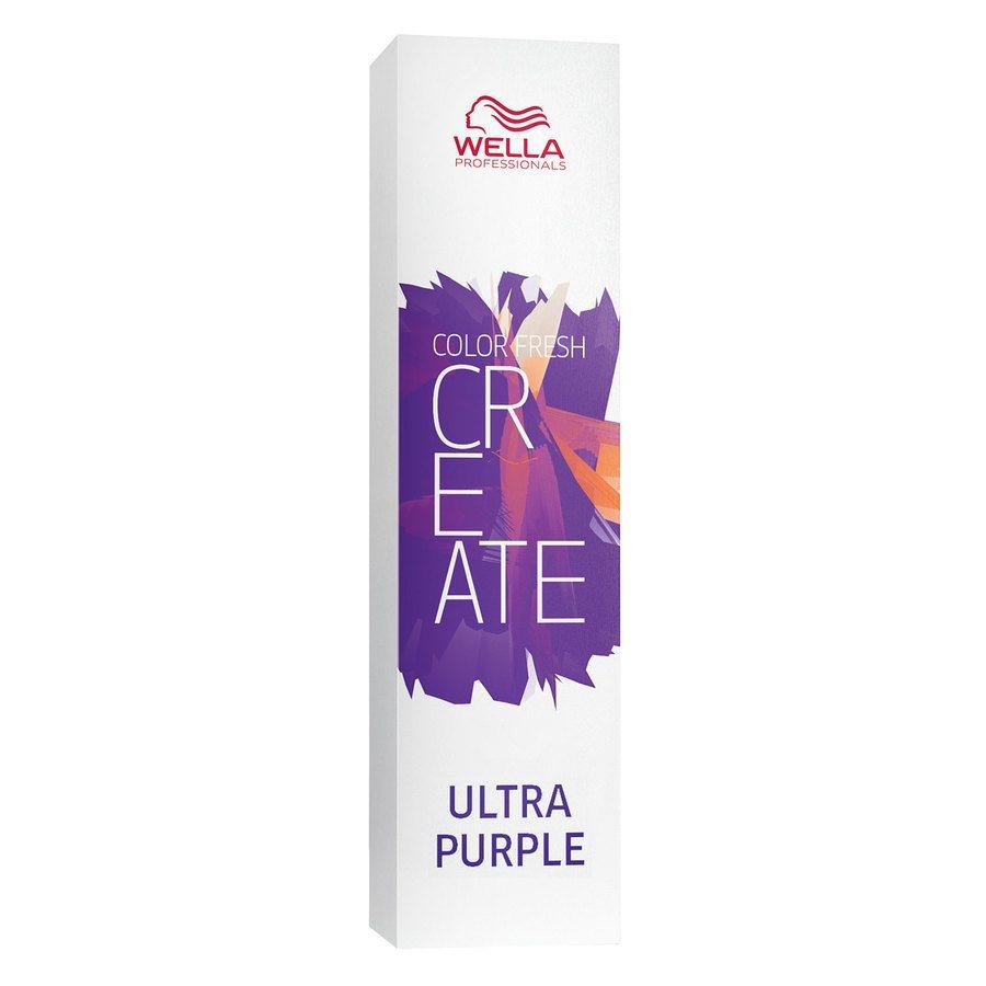 Wella Professionals Color Fresh Create Ultra Purple 60 ml