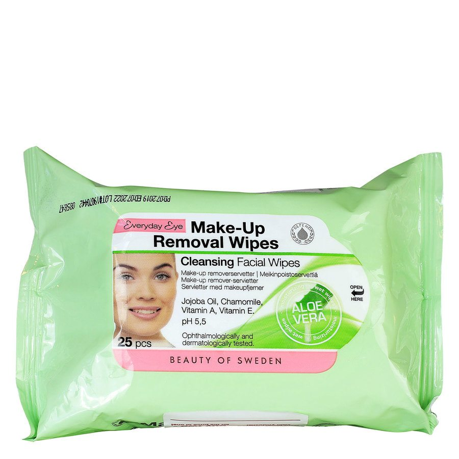 Depend Make-Up Remover Wipes 2-pack