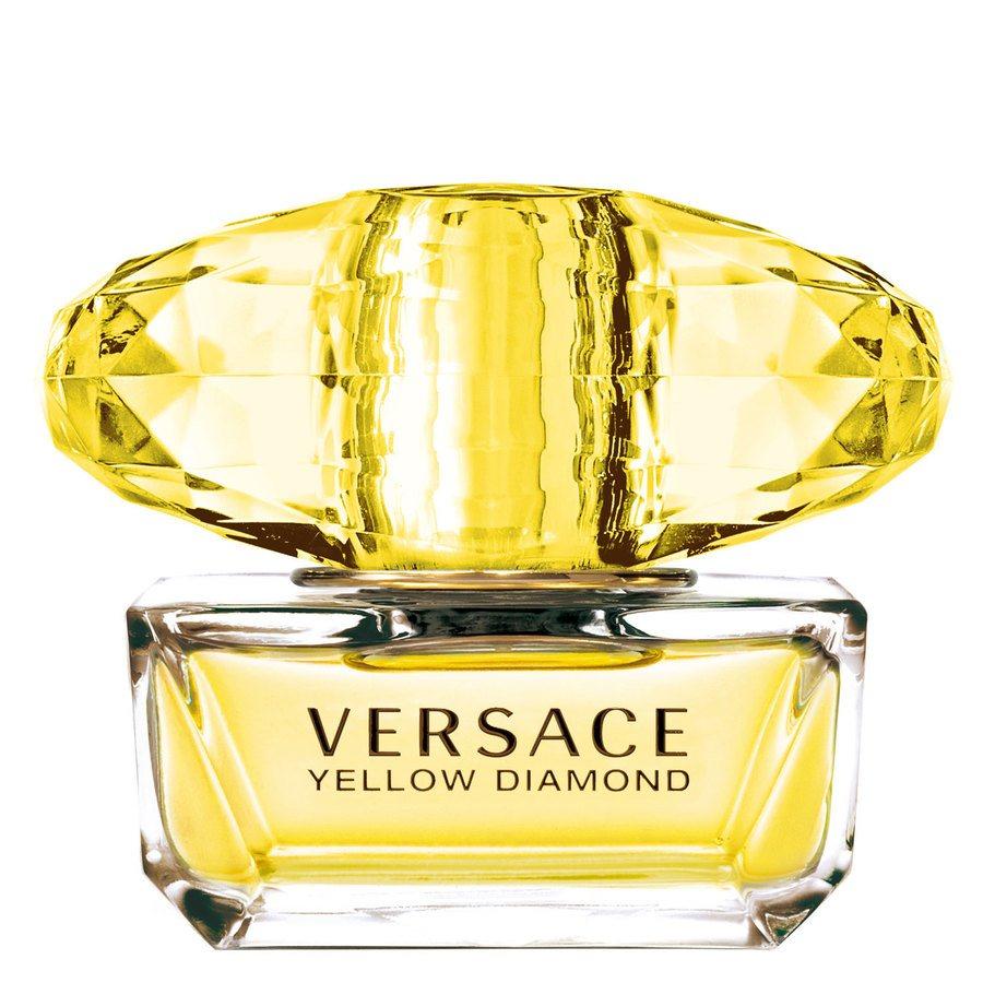 Versace Yellow Diamond Eau De Toilette 50 ml