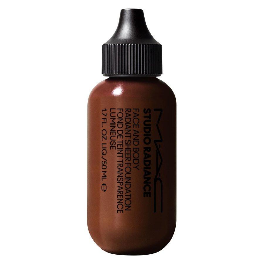 MAC Cosmetics Studio Radiance Face And Body Radiant Sheer Foundation W7 50 ml