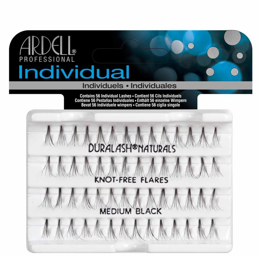 Ardell Individual Duralash Knot-Free Medium Black (56 delar)