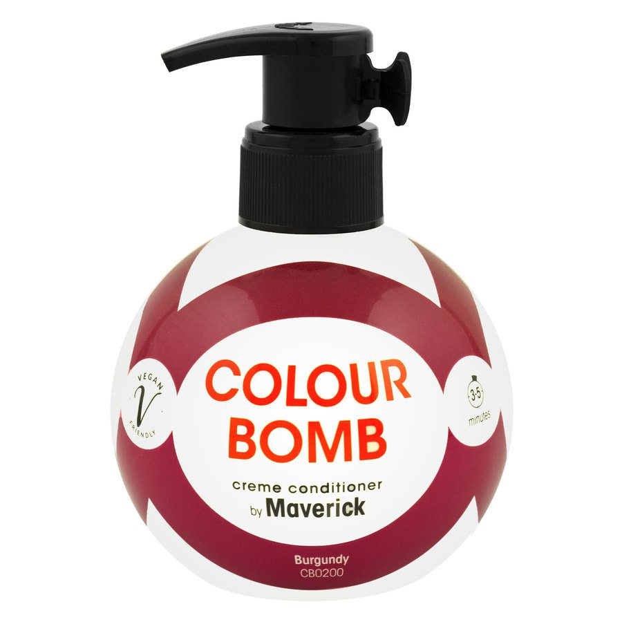 Colour Bomb Färgbalsam Burgundy 250 ml