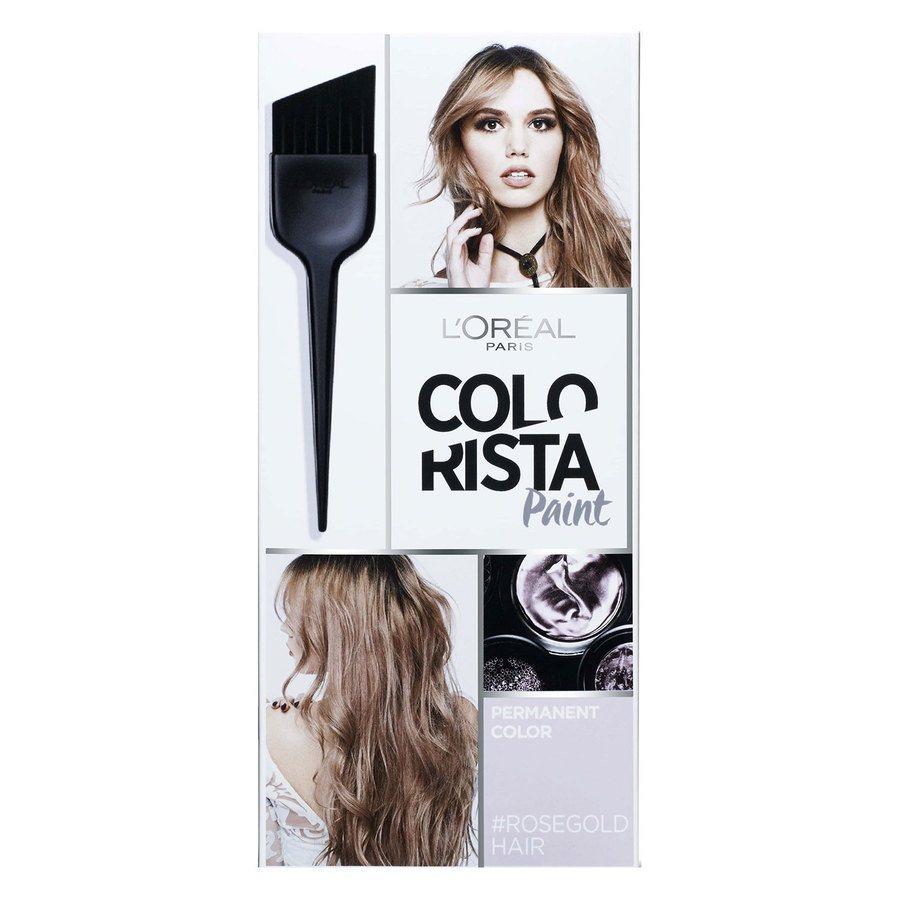 L'Oréal Paris Colorista Hairpaint Permanent 10,22 Rose Gold