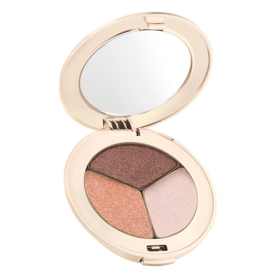 Jane Iredale PurePressed Triple Eye Shadow Triple Pink Quartz 2,8 g
