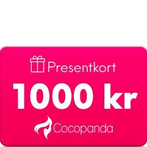 Presentkort - 1000 kr