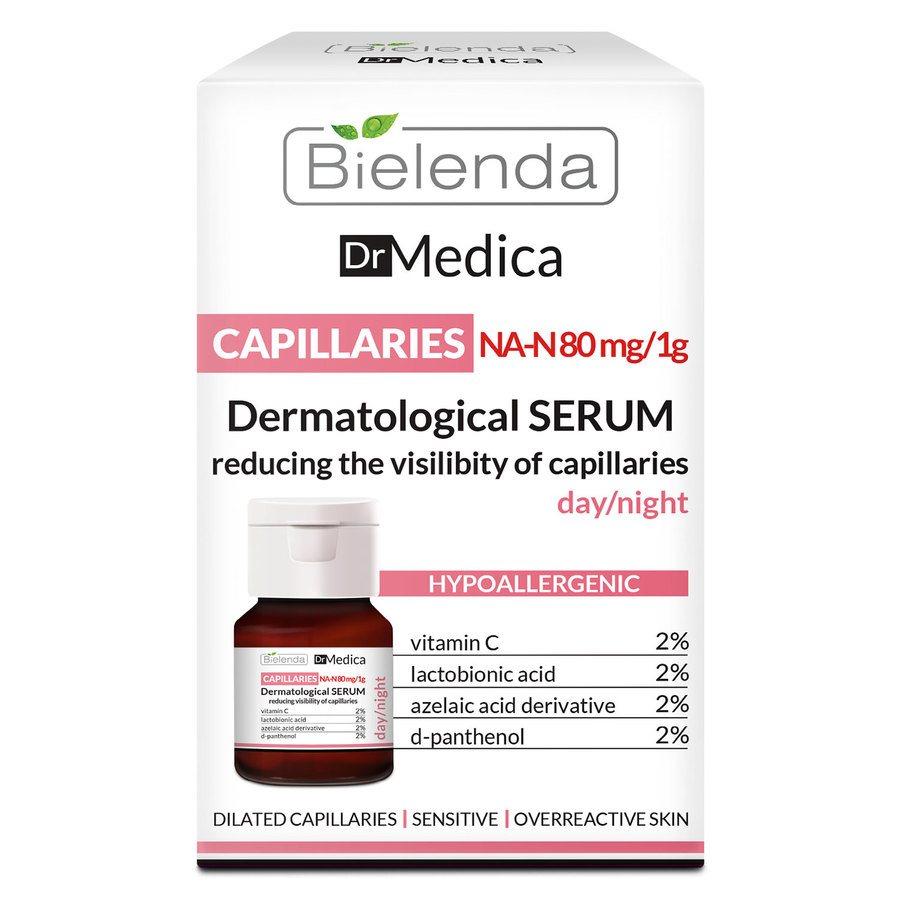 Bielenda Dr. Medica Capillary Skin Dermatologic Anti-Redness Face Serum 30 ml