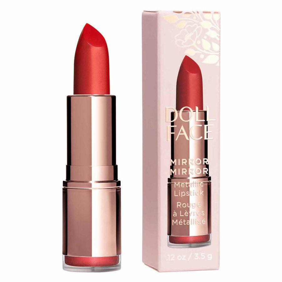Doll Face Mirror Mirror Metallic Lipstick Charmed 3,4 g