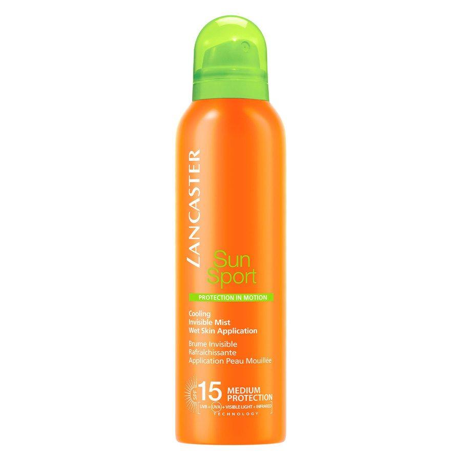 Lancaster Sun Sport Cooling Invisible Mist Wet Skin Application SPF15 200 ml