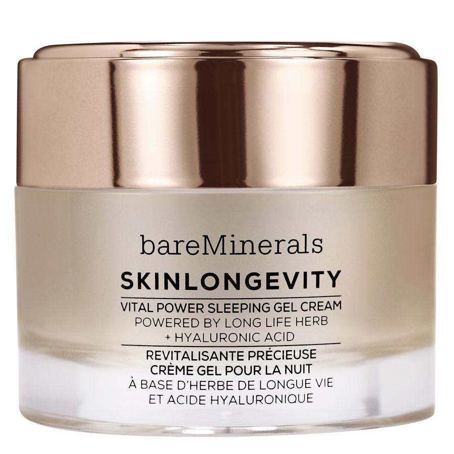 BareMinerals Skinlongevity Vital Power Sleeping Gel Cream 50ml