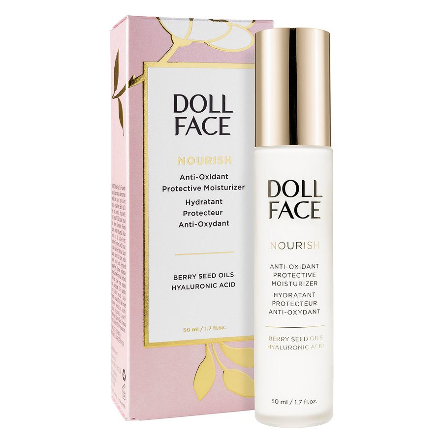 Doll Face Nourish Anti-Oxidant Protective Moisturizer 50 ml